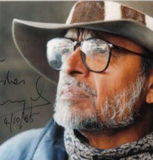 SACF Sannidhya Samvad 8 - Filmmaker SHYAM BENEGAL speaks to Film Historian LALIT MOHAN JOSHI